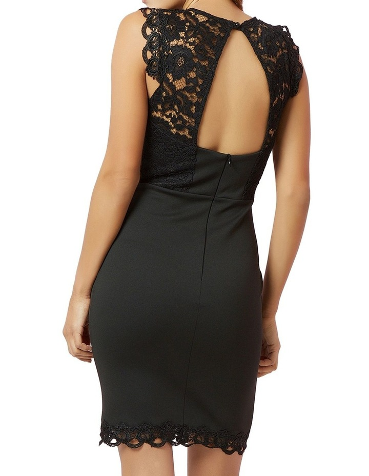 Lace Top Bodycon image 3