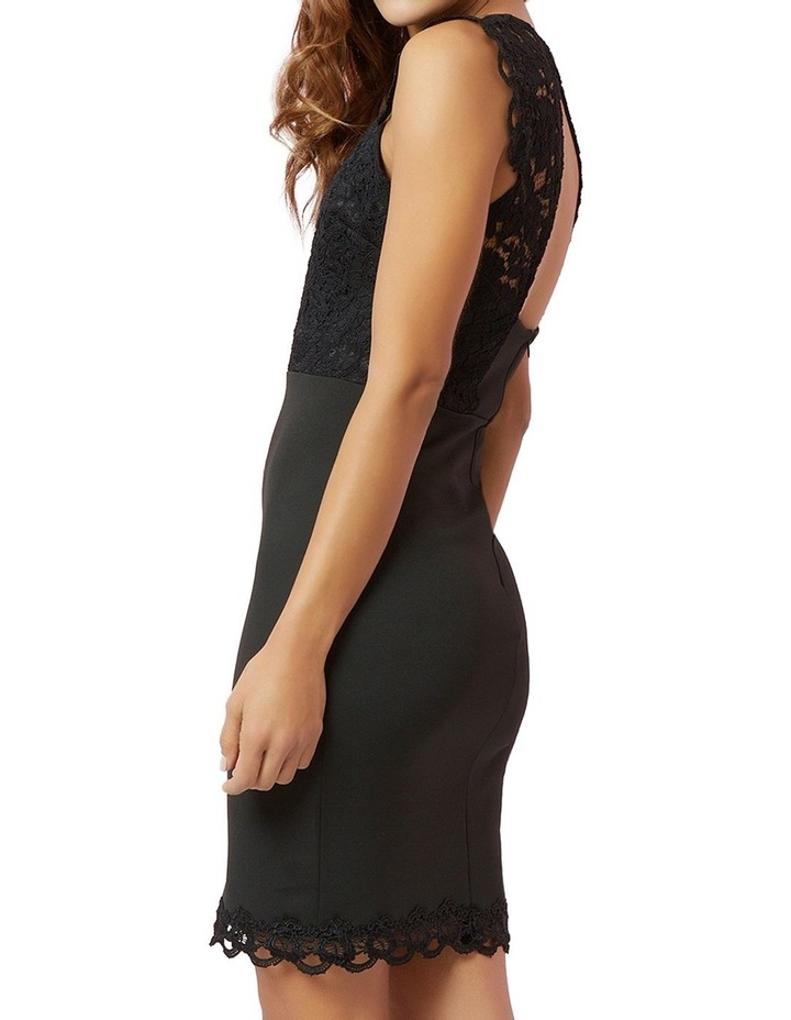 Lace Top Bodycon image 4