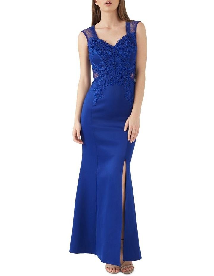 Blue Maxi Dress image 1