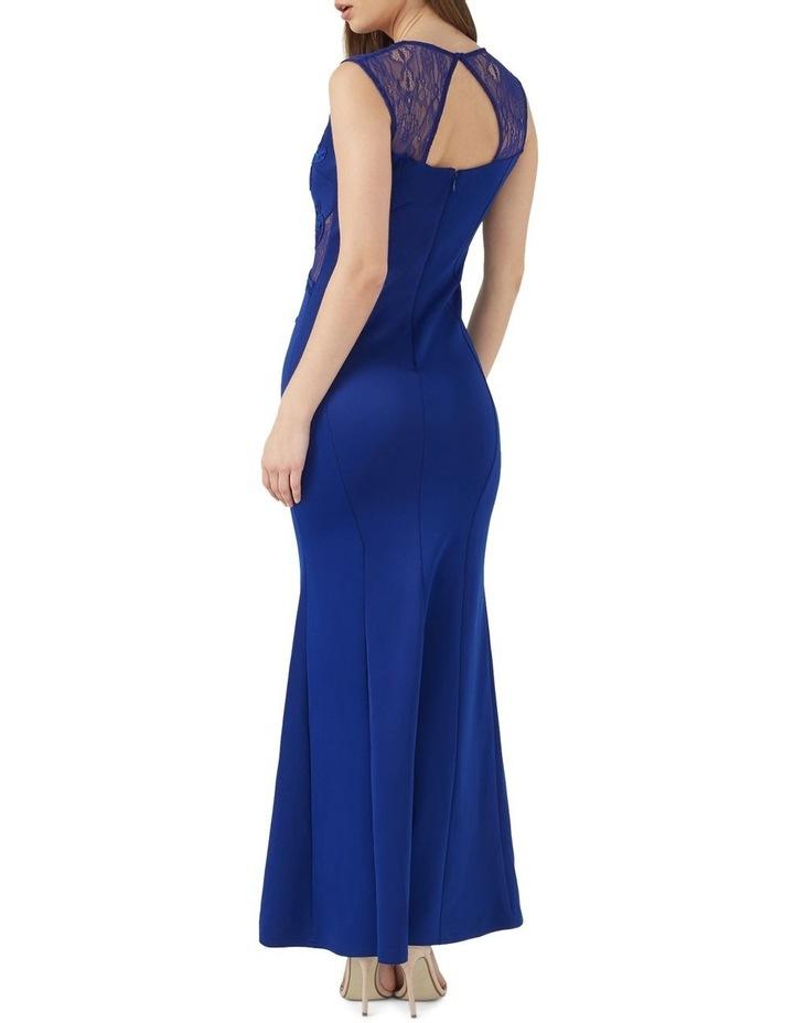 Blue Maxi Dress image 2