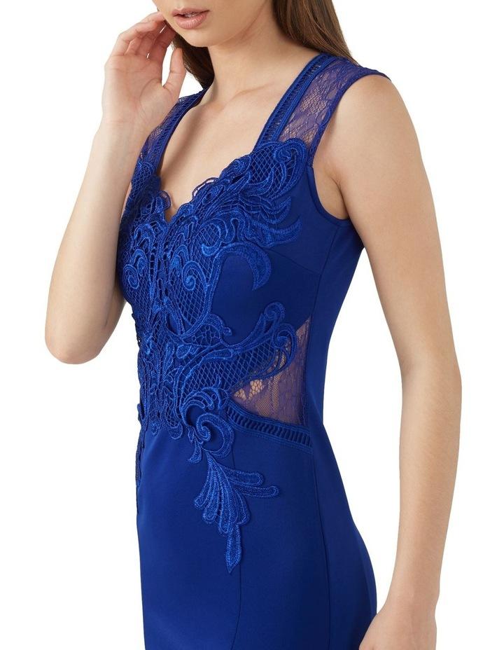 Blue Maxi Dress image 3