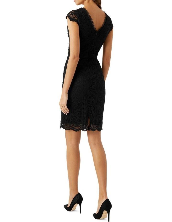 V-Neck Lace Dress image 2