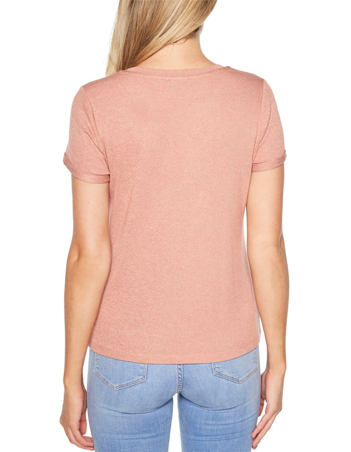 PEACHES TEE image 2