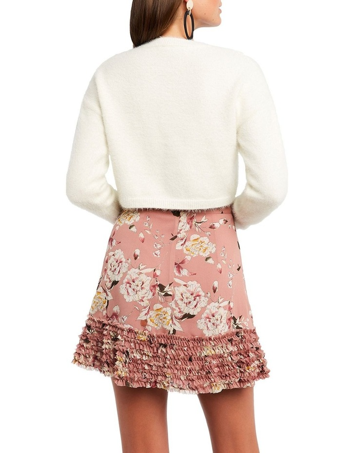 Cropped Fluffy Knit image 5