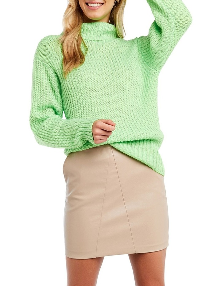 Cosy Neon Knit image 1