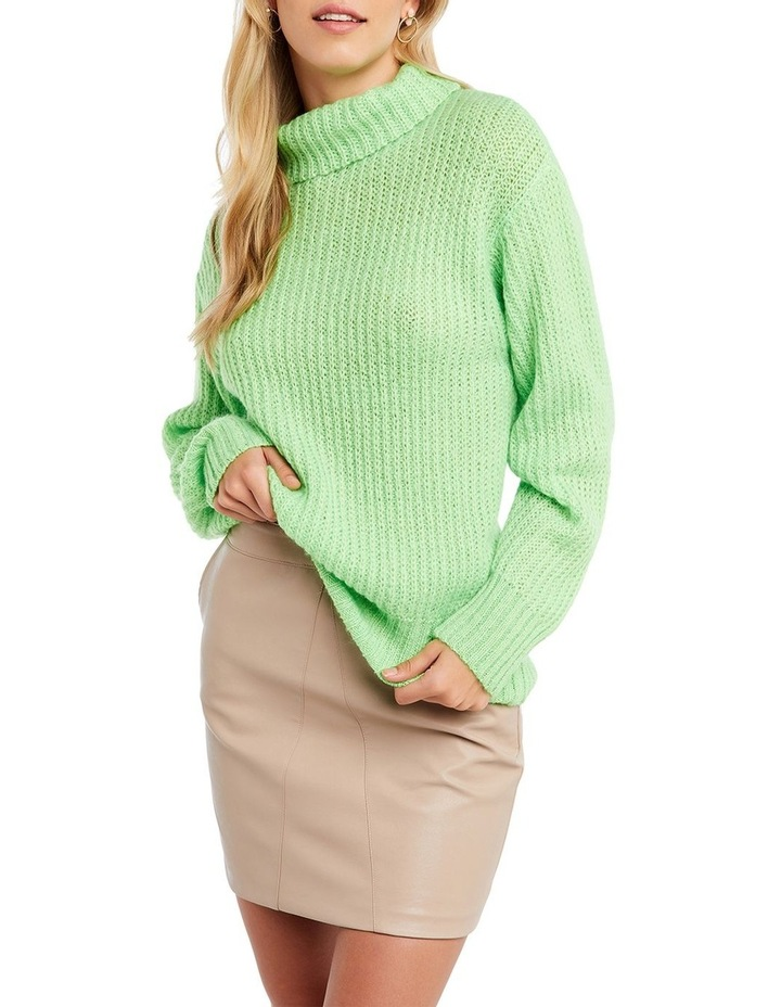 Cosy Neon Knit image 2