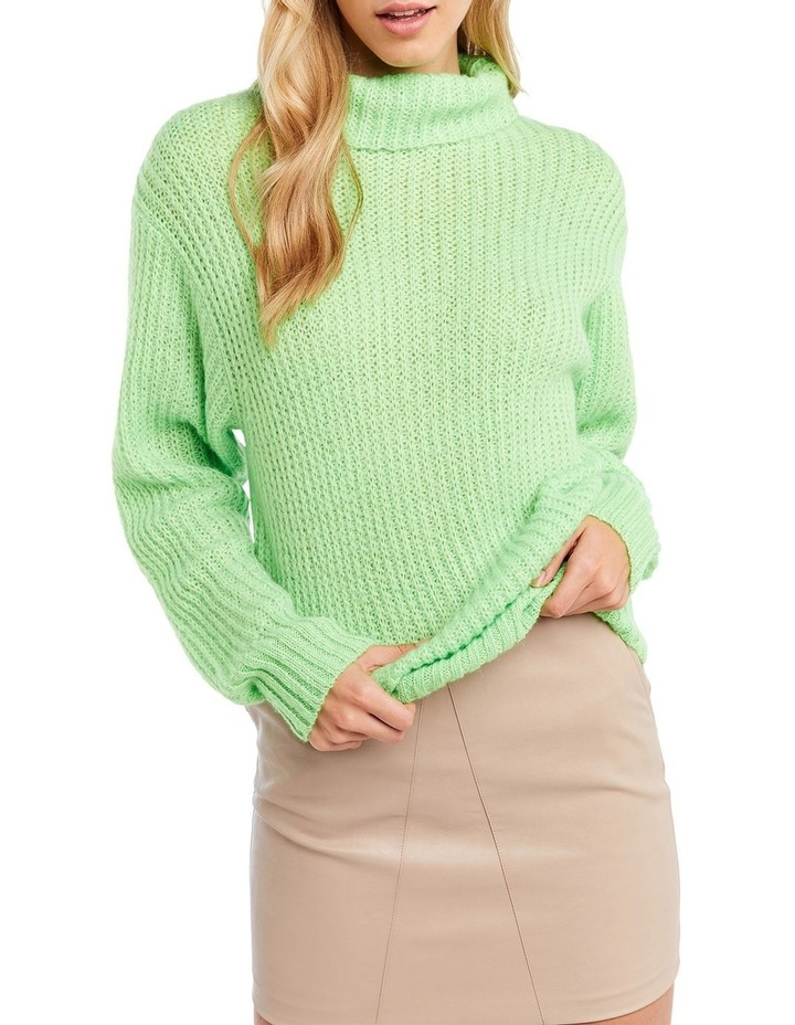 Cosy Neon Knit image 3