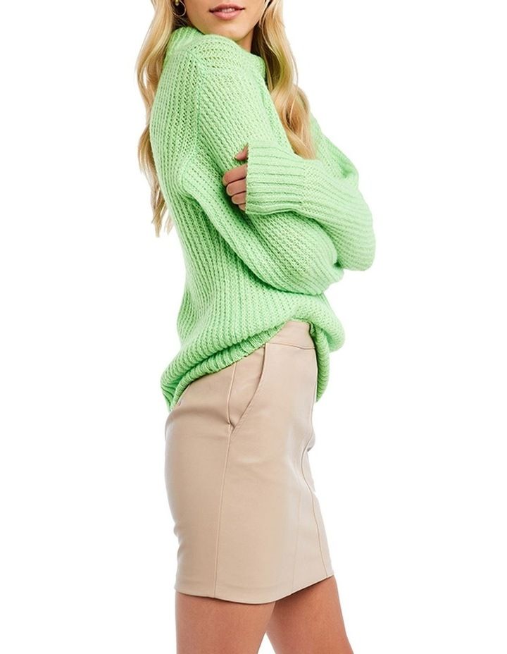 Cosy Neon Knit image 5