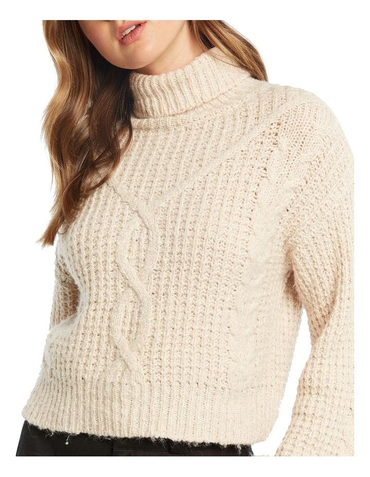 Kara Cable Knit image 3