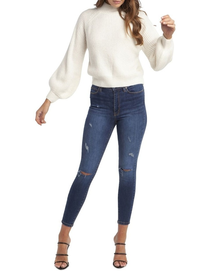 Bell Sleeve Knit image 1