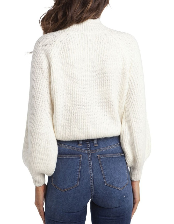 Bell Sleeve Knit image 2