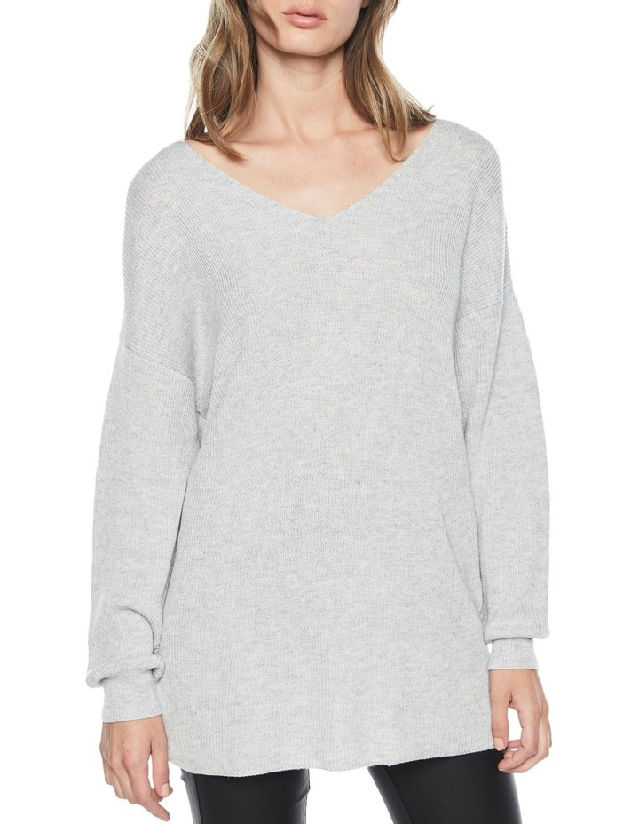 Knot Back Sweater image 1