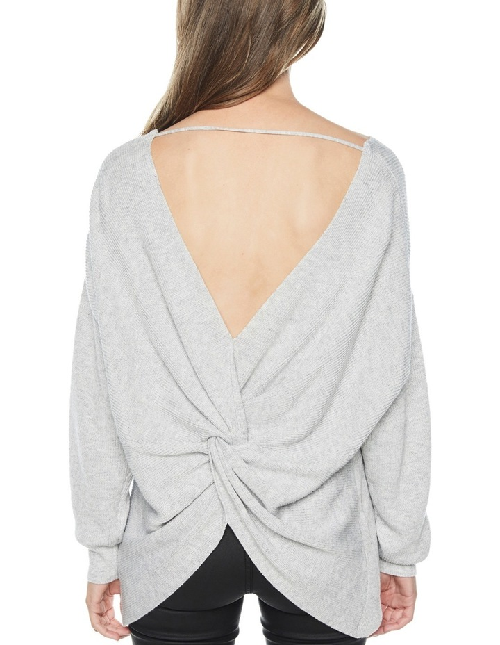 Knot Back Sweater image 2