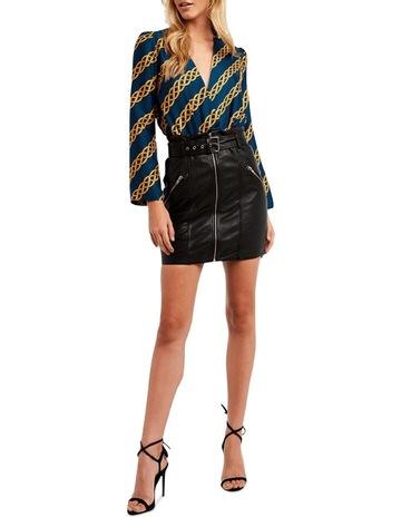 a55cbee7b4 Bardot Bardot 53455Tb Chain Bodysuit