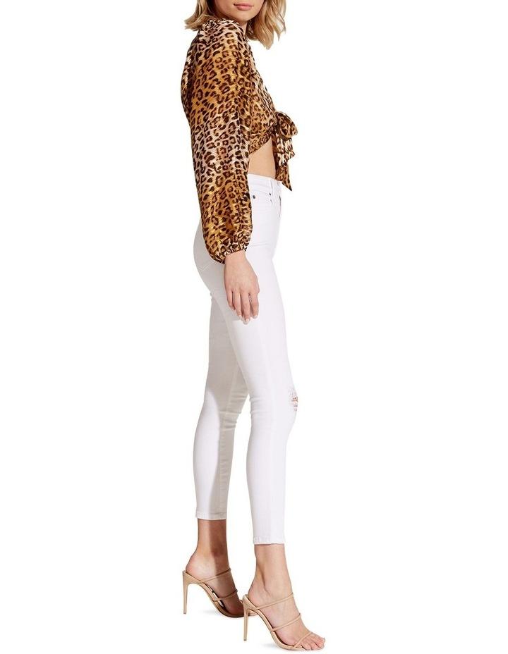 Eleanor Leopard Top image 3