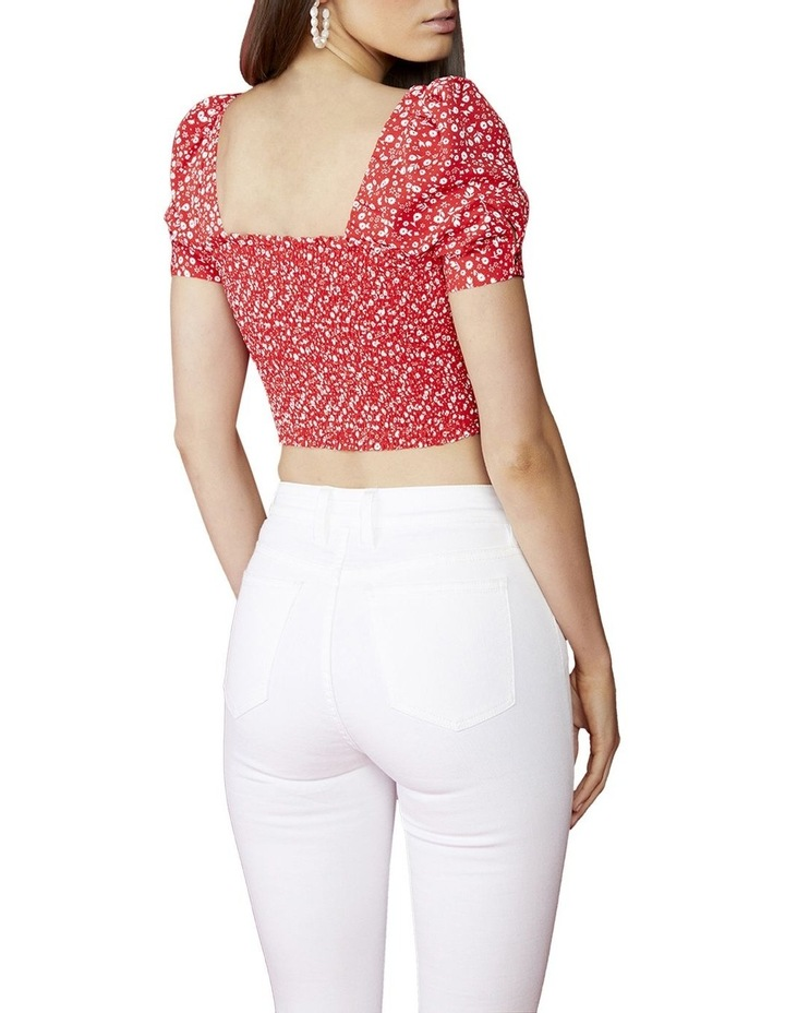 Ditsy Floral Top image 4