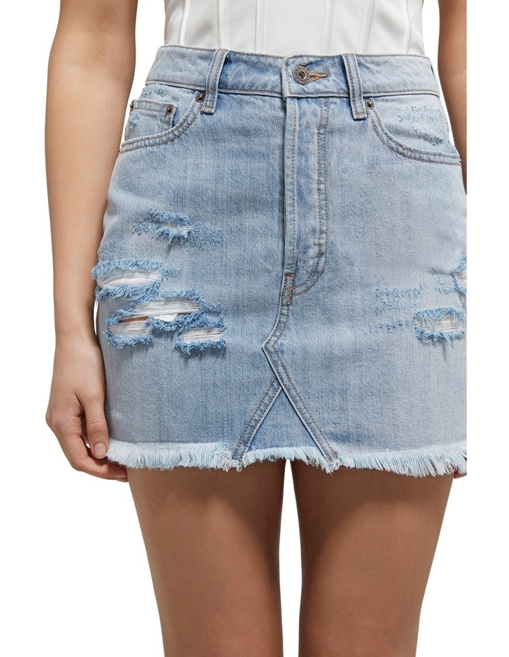 Bey Denim Skirt image 1