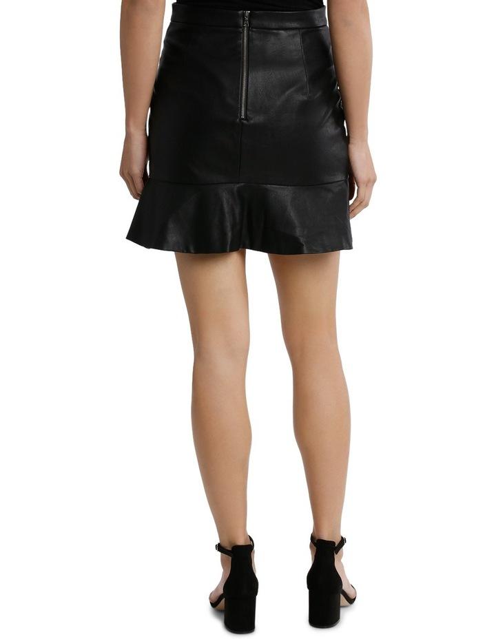 Pu Panel Skirt image 3