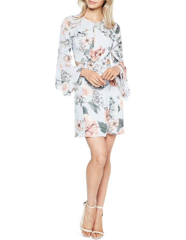 Floral Frill Dress image 1
