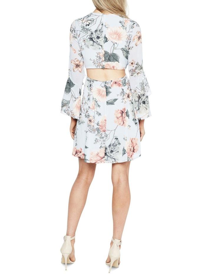 Floral Frill Dress image 2