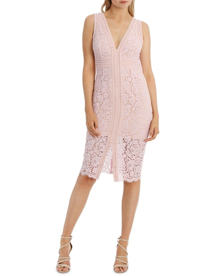 Halter Lace Dress image 1