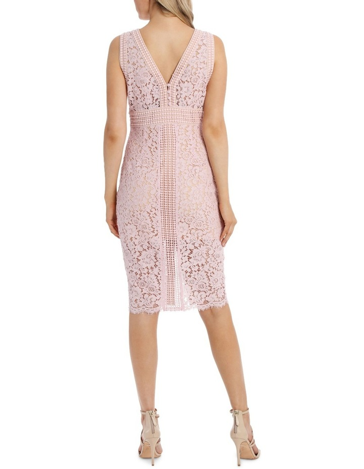 Halter Lace Dress image 3