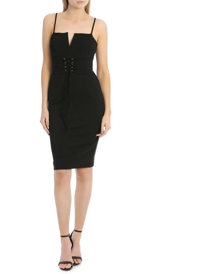 Corset Bodycon Dress image 1