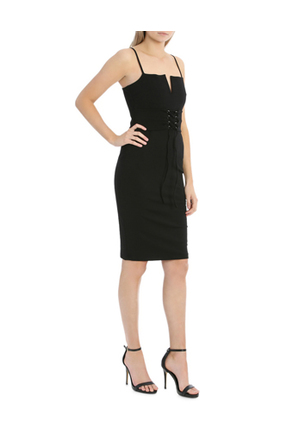 Bardot - Corset Bodycon Dress