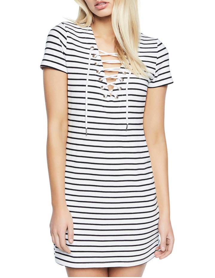 Stripe Swing Dress image 1