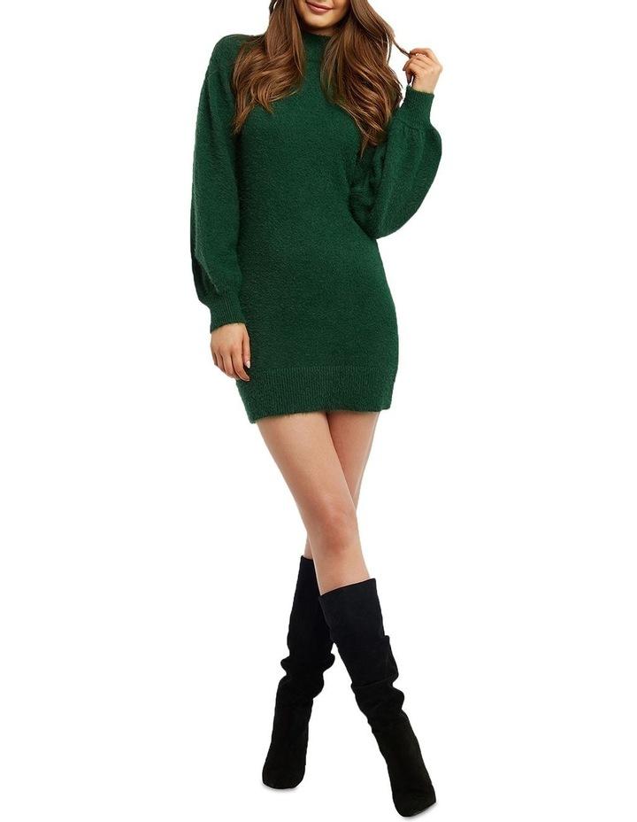 Bardot 54000DB Bell Sleeve Knit Dress image 1