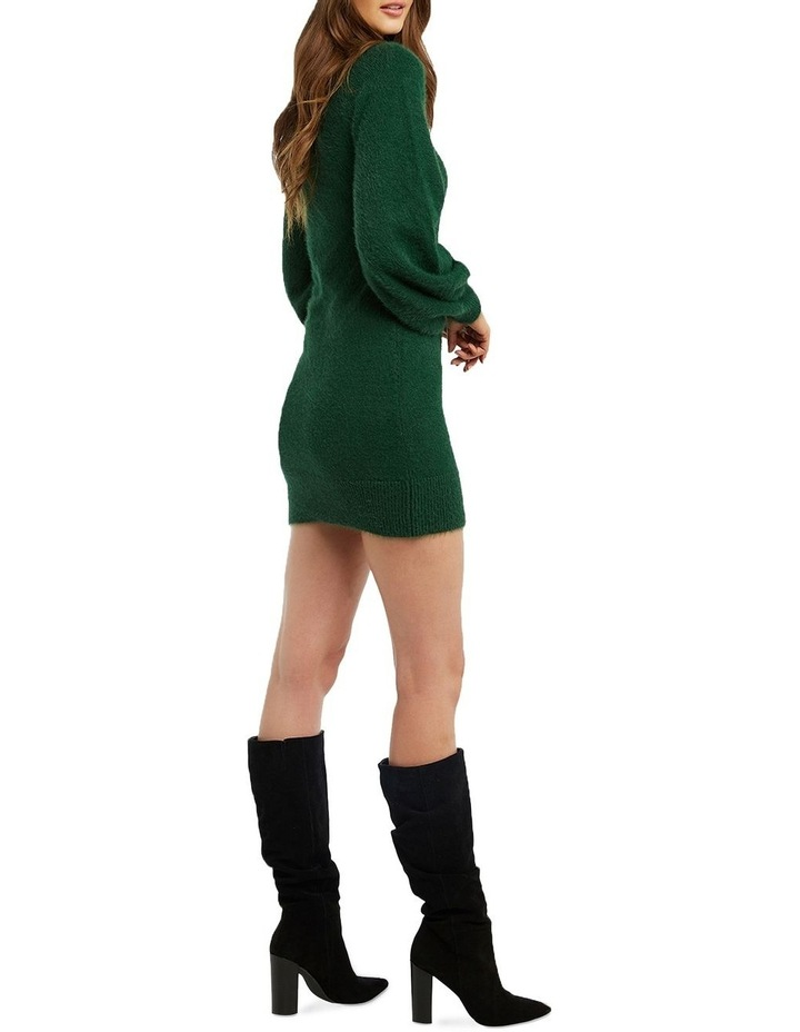 Bardot 54000DB Bell Sleeve Knit Dress image 4