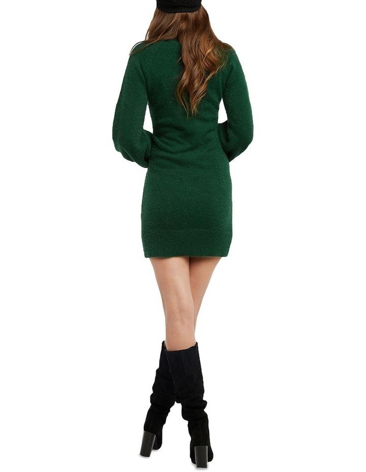 Bardot 54000DB Bell Sleeve Knit Dress image 5