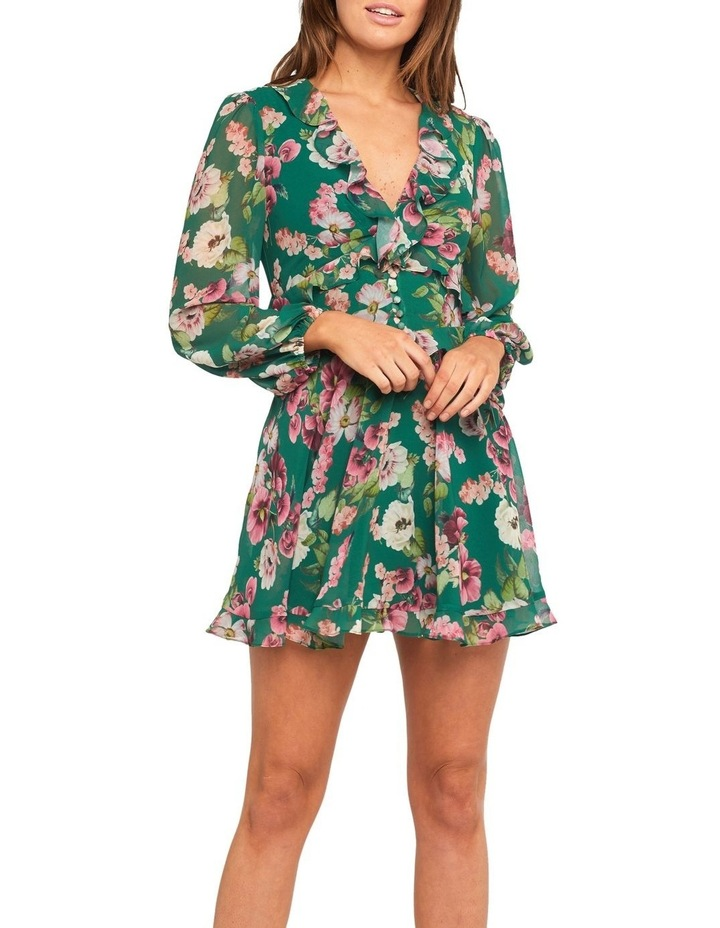 Bambi Floral Dress image 4