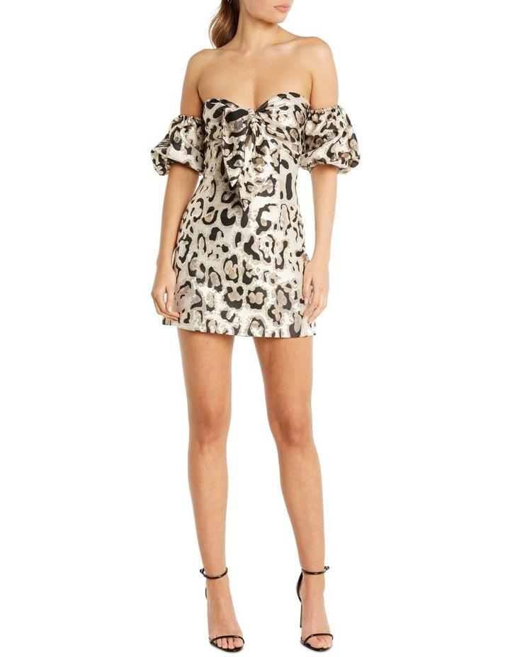 Leo Brocade Dress image 1