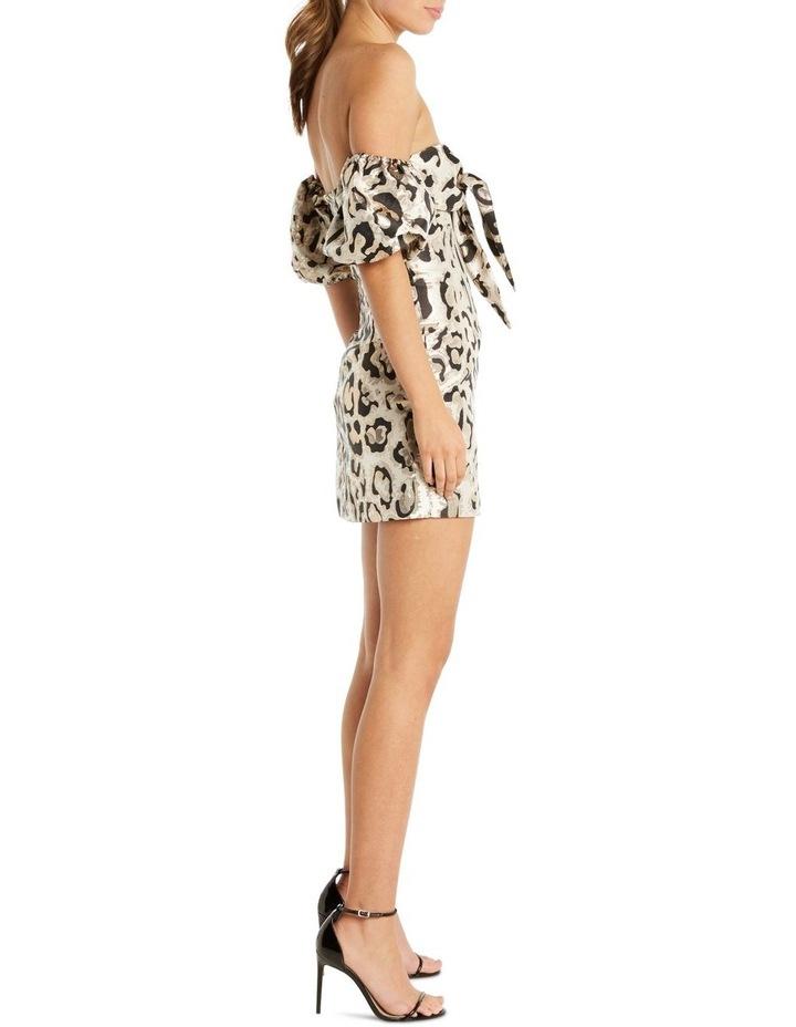 Leo Brocade Dress image 3