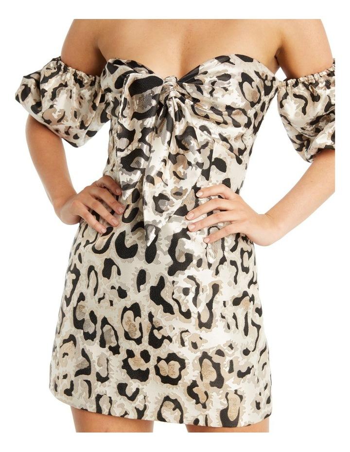 Leo Brocade Dress image 4