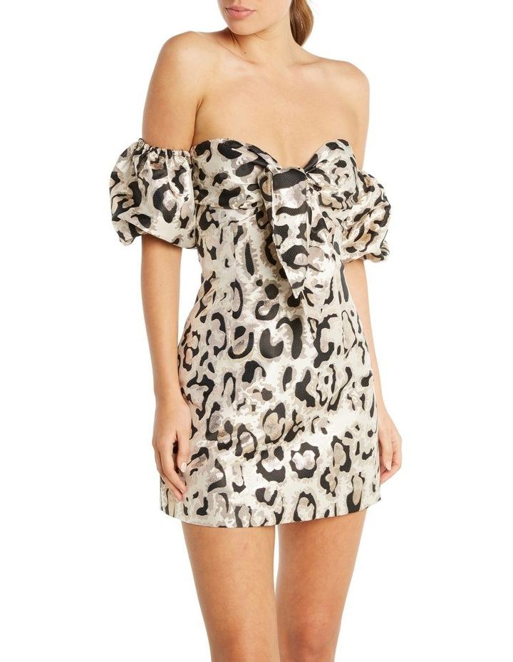 Leo Brocade Dress image 5