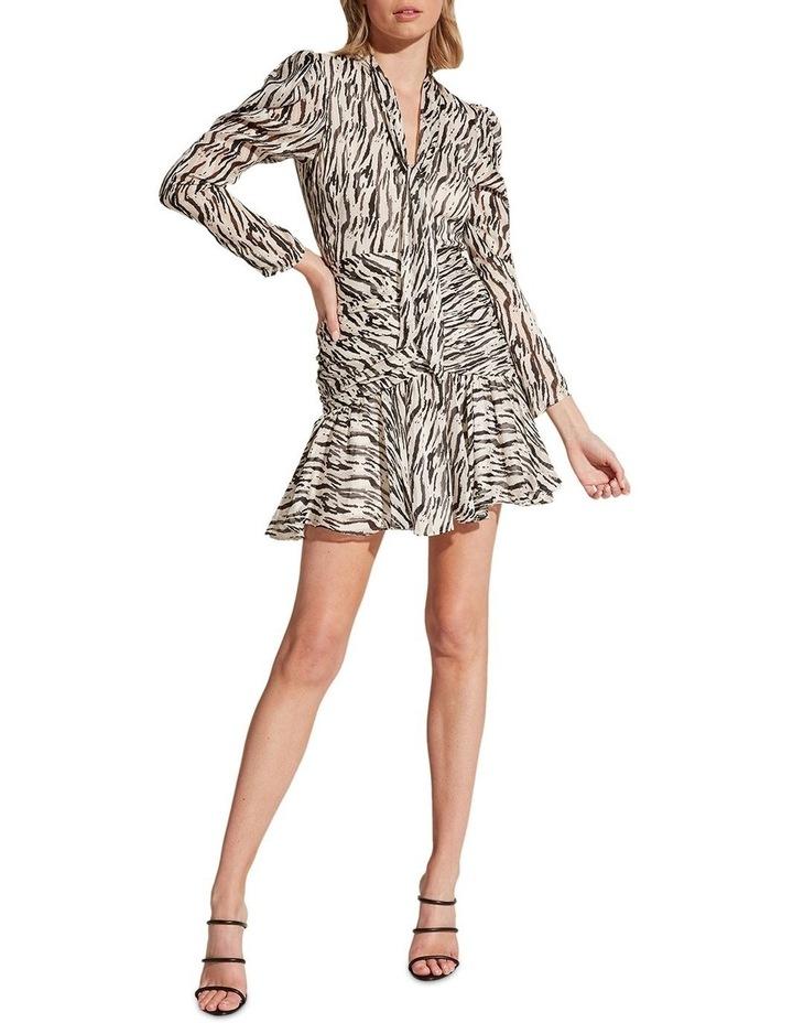 Zebra Printed Dress image 1