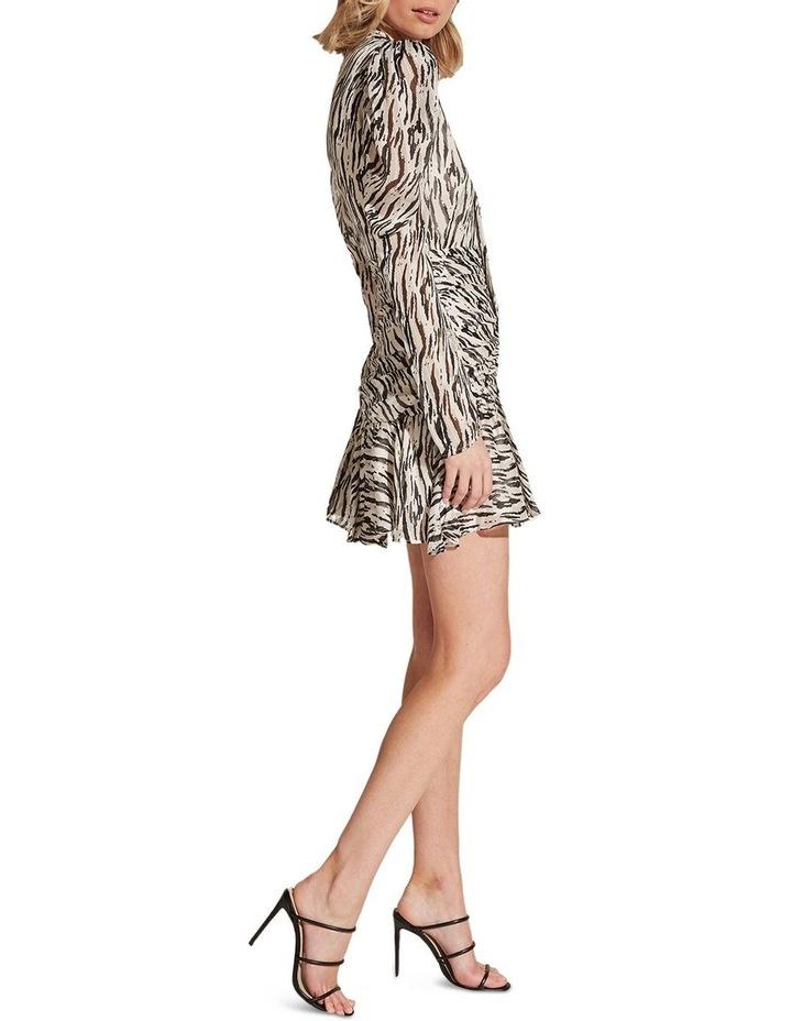 Zebra Printed Dress image 2