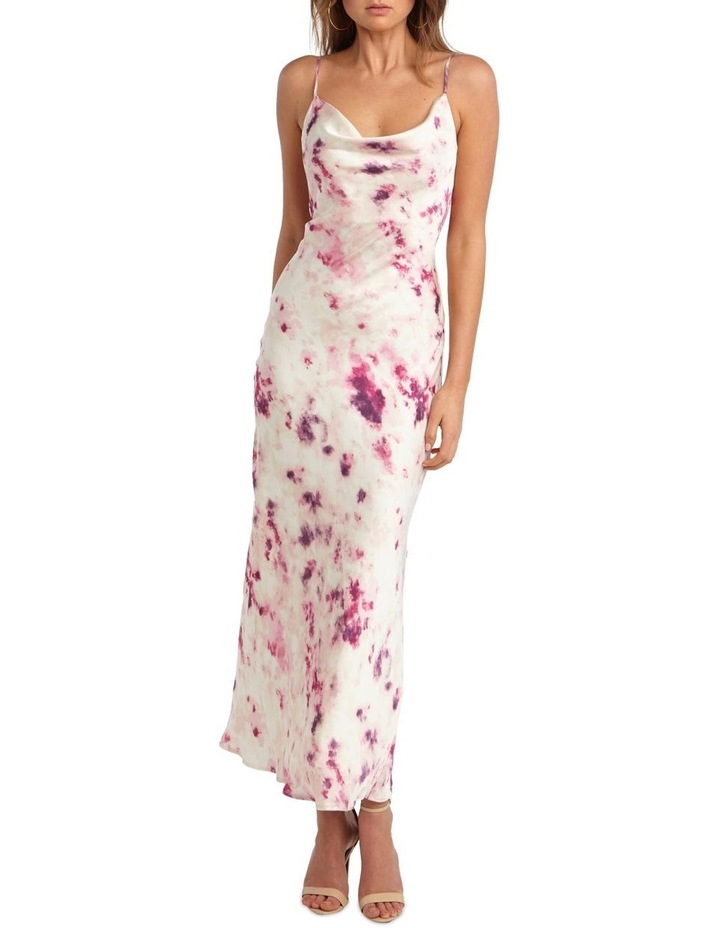 Tie Dye Slip Dress image 1
