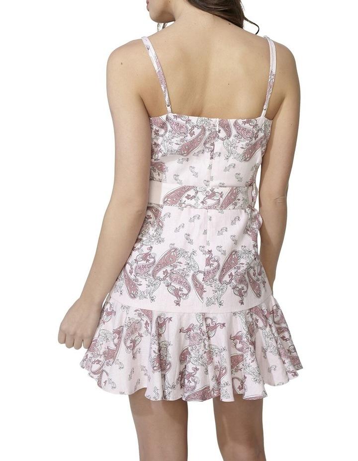 Paisley Linen Dress image 2