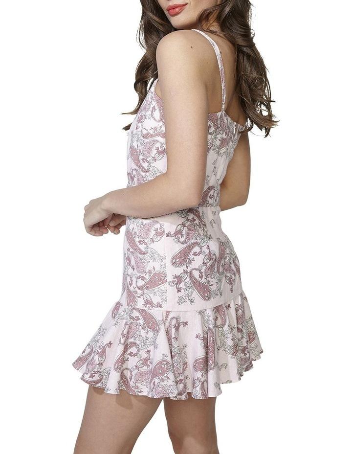 Paisley Linen Dress image 3