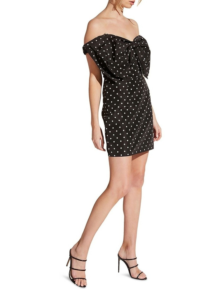 Spot Bow Dress image 3
