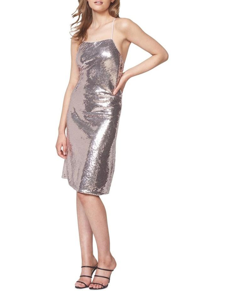 Sequin Slip Dress image 1