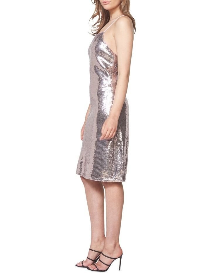 Sequin Slip Dress image 2