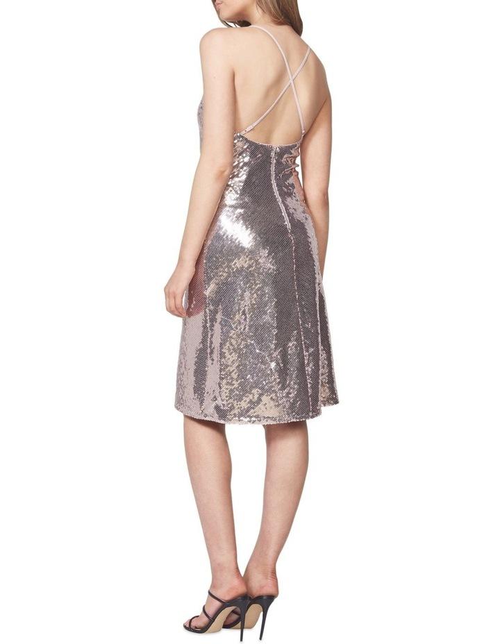 Sequin Slip Dress image 3