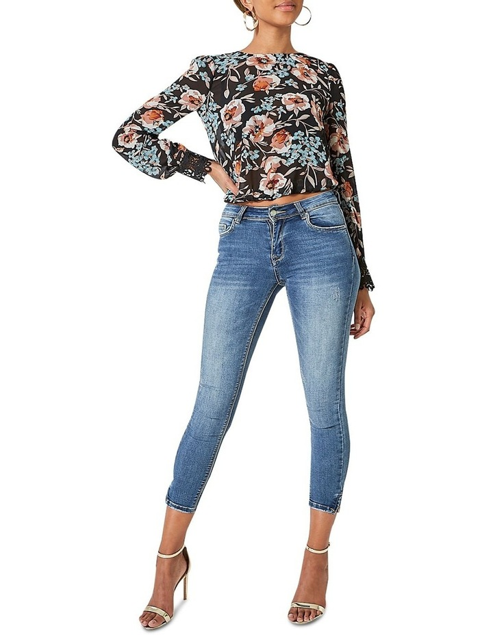 Floral Top image 1