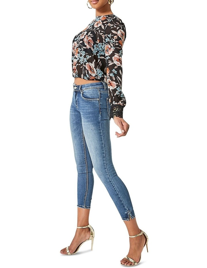 Floral Top image 3