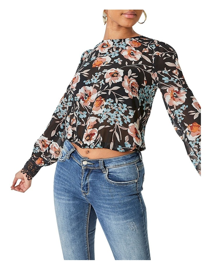 Floral Top image 4