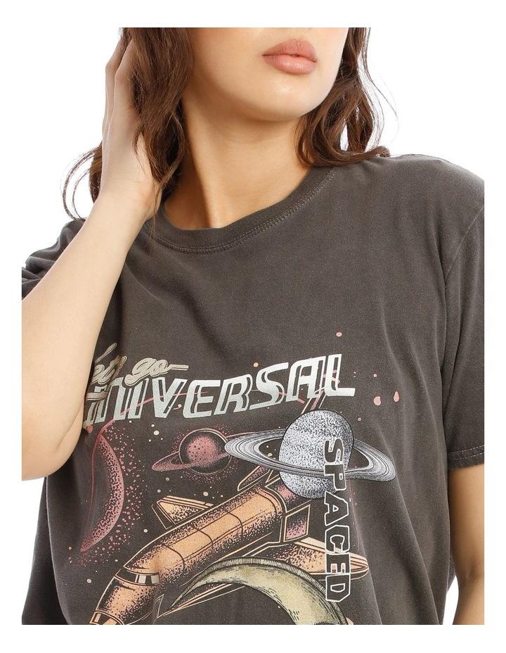 Universe Graphic T-Shirt image 2